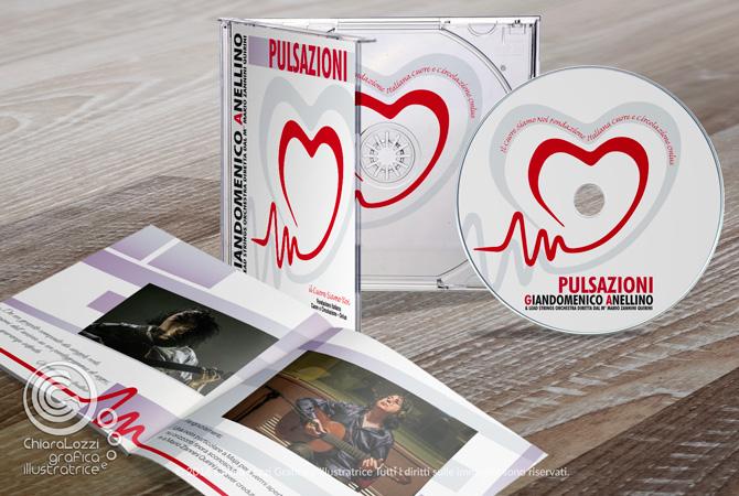 Artwork per CD musicali