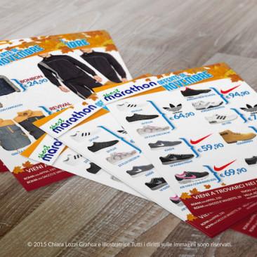 Volantini, Flyer & Cartoline personalizzati