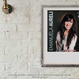Manifesto per Emanuela Aureli in Tour