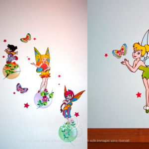 Adesivi murali per cameretta