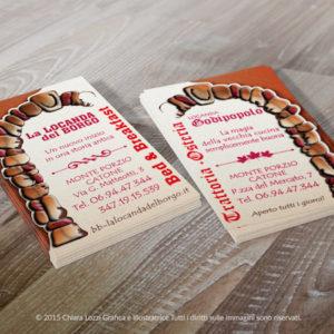 Biglietti da visita personalizzati