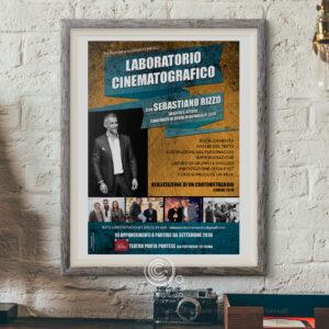 Locandine e manifesti personalizzati - Laboratorio Cinematografico Sebastiano Rizzo