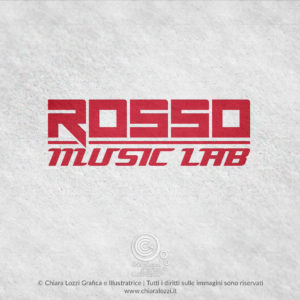Logo Rosso Music Lab