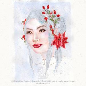 Mesi Illustrati - Dicembre - Ecoline