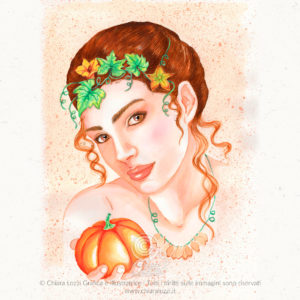 Mesi Illustrati - Ottobre